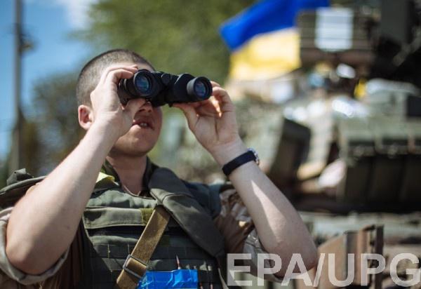 Украинские военные взяли под контроль поселок Южное