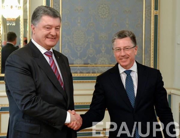 Волкер настаивает на введении санкций против России, если она не вернет Украине корабли