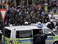 В Кельне в ходе акций против популистов пострадал полицейский