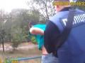 В Мариуполе завели дело на трех патрульных полицейских