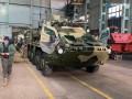 Харьковские танкостроители передали ВСУ партию новых БТР-4Е
