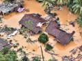 Масштабное наводнение на Шри-Ланке: более 100 погибших