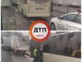 В Сети показали фото забитых киевских маршруток во время локдауна