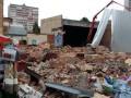В Подмосковье рухнула стена кинотеатра, 10 пострадавших