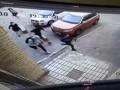 Появилось видео нападения на