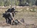 На Луганщине трое военных подорвались на радиоуправляемом фугасе
