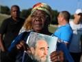 Кубинцы прощаются с Фиделем Кастро