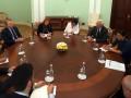 Украина в Минске предложила создать подгруппу по границе