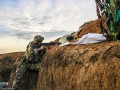 Лицо войны: американский фотограф показал будни военных в Широкино