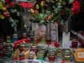 Олеся Бузину похоронили в Киеве