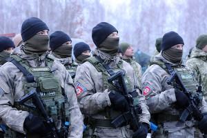 Под Киевом полиция и пограничники учатся правильно реагировать на ЧП