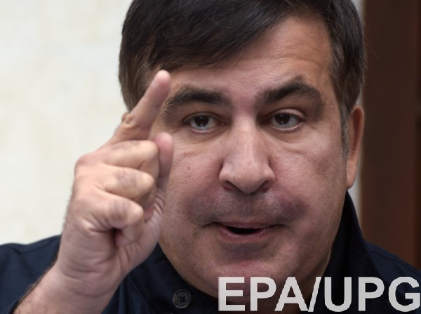 Саакашвили захватил комитет ВР, утверждает глава ГПУ