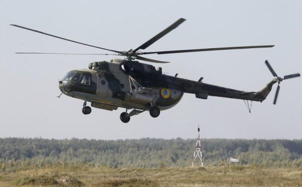 Генпрокуратура Украины обвинила Минобороны взакупке непригодных вертолетов