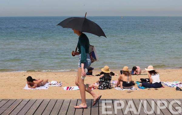На планете зафиксировали вспышки влажной жары, которая убивает
