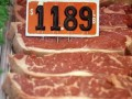 Россия обнаружила опасные бактерии в в украинской говядине