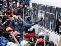 Штурм на Грушевского: ВИДЕО с места событий 19 и 20 января