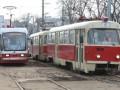 В Харькове вновь обесточены трамваи и троллейбусы