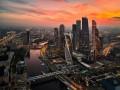 В Москве-Сити неизвестный захватил заложника
