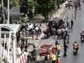 В столице Таиланда прогремела серия взрывов