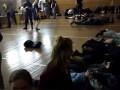 Опубликовано видео пыток задержанных в Минске. 18+