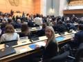 Украина выступила против главенства представителя РФ на Ассамблее ВОЗ
