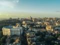 В Киеве наблюдается значительное загрязнение воздуха из-за машин и строек