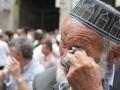 В Крыму крымских татар сгоняют на митинг против блокады - Ислямов