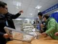 Выборы в Раду: После подсчета 20% протоколов лидирует