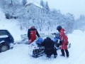 На Балканах из-за снегопадов ввели режим чрезвычайной ситуации