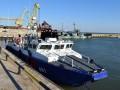 Катера Росгвардии начали патрулировать Керченский пролив