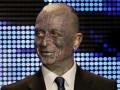 Президентом Чехии может стать художник, тело которого на 90% покрыто татуировками