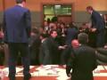 В турецком парламенте подрались из-за споров о неприкосновенности
