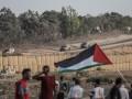 На границе Газы произошли столкновения, десятки пострадавших - СМИ