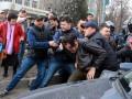 В столице Кыргызстана спецназ разогнал акцию оппозиции: видео