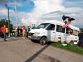 Под Черновцами авто столкнулось с поездом, есть жертвы