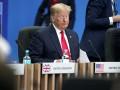 Появилось видео, как мировые лидеры шутили над Трампом в Лондоне