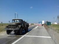 Выбросы в Крыму: в Херсонской области проводят обеззараживание