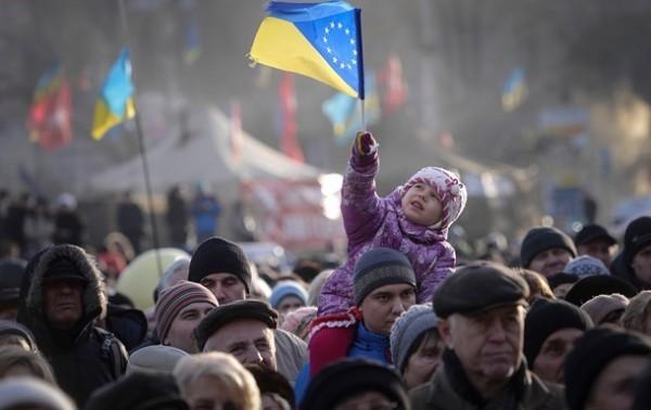 Власть Народной Рады приняли в нескольких областях Украины