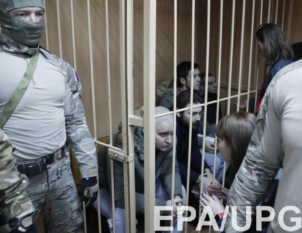 """ФСБ продлило свое """"расследование"""" по делу украинских моряков"""