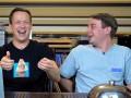 Дурнев и звездный комик посмеялись над Евгением Кошевым и Дядей Жорой