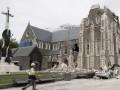 В Новой Зеландии возведут кафедральный собор из картона