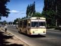 Водителям львовских троллейбусов мешают электрополя Wi-Fi и GPS