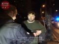 В Киеве мужчина с удостоверением милиционера устроил дебош в супермаркете