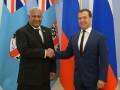 Россия тайно отправила оружие тихоокеанскому государству Фиджи