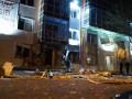 Милиция считает взрыв в волонтерском пункте Одессы терактом