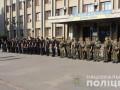 Полиция и Нацгвардия приступили к усиленному патрулированию Донбасса