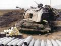 Террористы обстреляли из САУ дома на Луганщине: есть разрушения