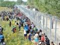 На границах Евросоюза снизилось число нелегальных мигрантов