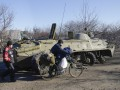 В городах Донбасса зафиксированы случаи голода - штаб АТО
