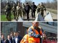 День в фото: Турчинов в АТО и Кличко на ремонте дорог